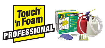 Touch N Foam Cansave Site