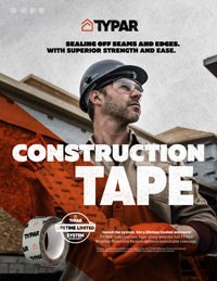 Typar Construction Tape Sell Sheet